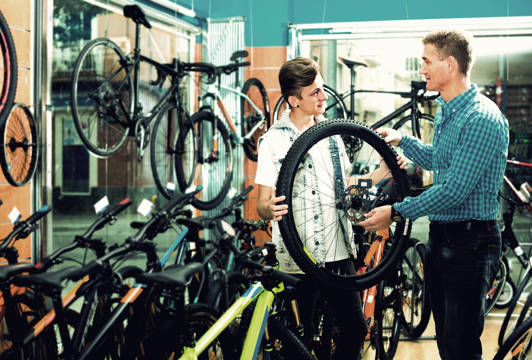 With 2,200 retailers, Bike2Work Scheme's network is the largest of the scheme providers.