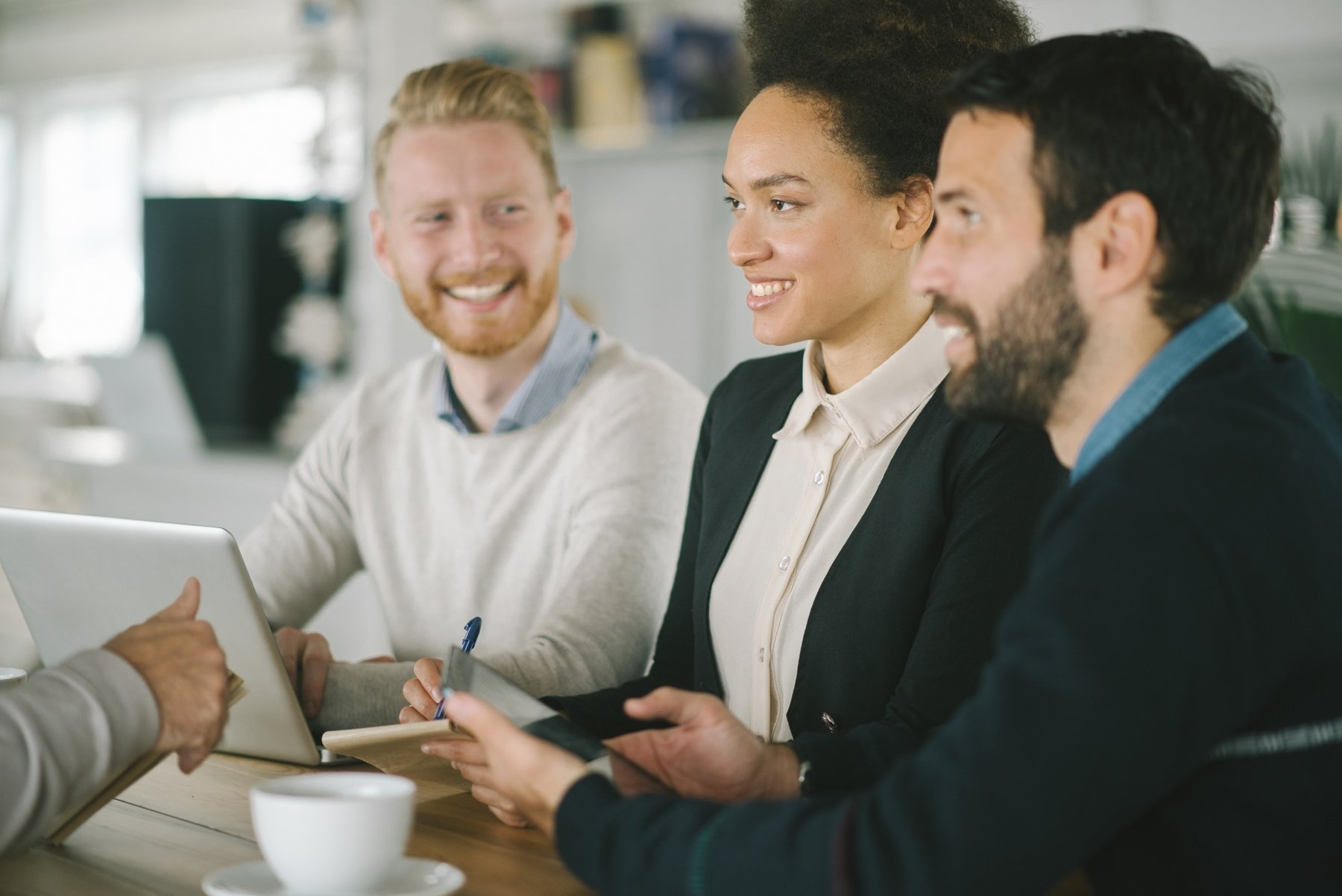 Employee benefits can help to improve workforce morale, limit staff turnover and attract new staff.